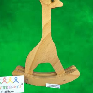 Timber Toy Giraffe on rockers